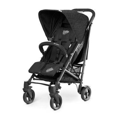 Knorr Baby Vero Fekete Mintás Sport Babakocsi. Ára  21000 Ft. Új 543c662f6b